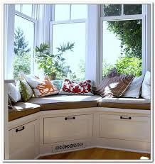 Corner Bench Seat With Storage Corner Storage Bench Seat Home Design Ideas