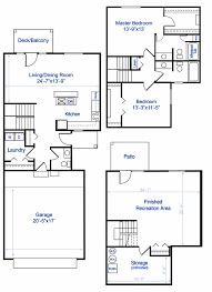 Townhome Floor Plan by Lynbrook Townhomes In Elkhorn Ne Edward Rose U0026 Sons