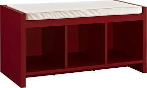 100 cushioned storage cube bench martha stewart living