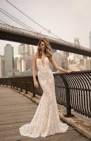 mermaid style wedding dress berta 2018 wedding dresses summer bridal collection