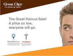 haircut specials at great clips whatwouldtarado great clips 7 99 great haircut sale