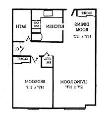 Plans For Garage Apartments Home Design 1 Bedroom Studio Apartment Floor Plans Garage