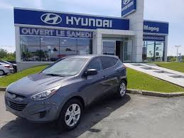 siege hyundai hyundai magog used 2015 hyundai tucson for sale in magog