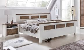 Schlafzimmer Komplett Bett 140x200 Schlafzimmer Komplett 4 Teilig Kiefer Landhaus Weiss Modell