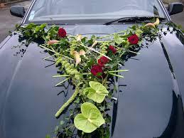 Deco Mariage Voiture by Mariage Decoration Voiture Cortege Decoration Florale Sur Le