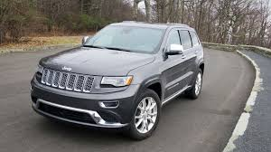 2016 Jeep Grand Cherokee Summit Ecodiesel Road Trip Autotrader Ca