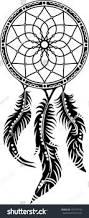dragon dream catcher dream catcher protection american indians stock vector 157741742