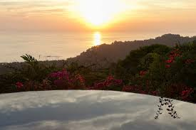 luxury spanish style home with outstanding ocean views code beach properties for sale infinite pool luxury homes south