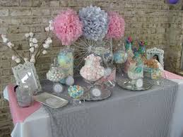 communion ideas silver white and pale pink communion party ideas photo 4