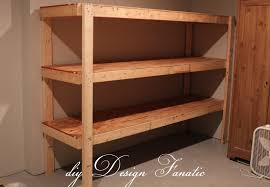 Wood Shelving Plans Garage by Diy Design Fanatic Diy Storage How To Store Your Stuff