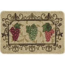 kitchen rugs 54 outstanding wine themed kitchen floor mats
