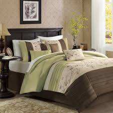 buy green california king comforter sets from bed bath beyond