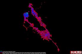 Sf Bart Map Pdf by San Francisco Bay Area Transit Coverage Map May 28th 2014