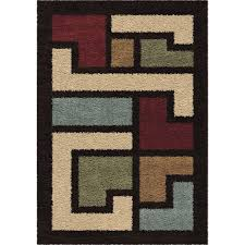 Impressions Rugs Sweet Home Stores Cozy Shag Collection Cream 5 Ft X 7 Ft Indoor