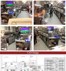 cuisine restauration rapide shinelong matériel de restauration rapide magasin burger