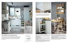 catalogue cuisines ikea ikea cuisine bois et blanc
