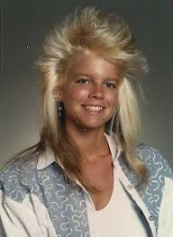 1980 mullet hair cut help pinterest mullet hair