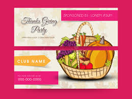 concept of thanksgiving day celebration header or banner stock