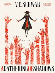 a conjuring of light audiobook free a gathering of shadows by v e schwab overdrive rakuten