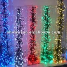 christmas lights for sale 288 led cluster led christmas lights sale 1 7m green global sources