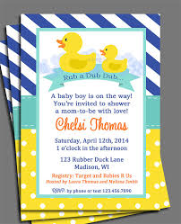 duck baby shower invitations rubber duck baby shower gender reveal or birthday invitation