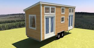 Mint Tiny Homes Comptche 24 U2013 Tiny House Plans