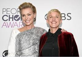 portia hair company ellen degeneres portia de rossi marriage trouble is fake news