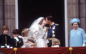 Prince Charles Princess Diana 11 Images From The Iconic Wedding Of Prince Charles And Princess