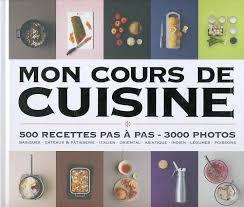 livre cours de cuisine cours de cuisine marabout