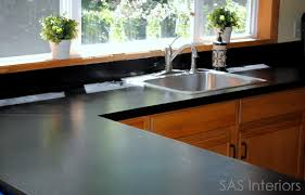 Kitchen Cabinets Refinishing Kits Kitchen Countertop Reveal Using The Rust Oluem Countertop