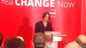 Shadow Front Bench Scottish Labour Shadow Cabinet Kezia Dugdale Unveils New