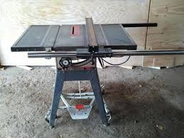 central machinery table saw fence table saw for very limited budget by rookieworker lumberjocks