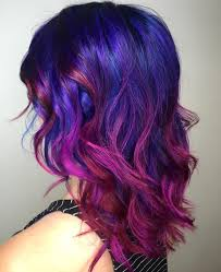 kateloveshair pulp riot nightfall velvet fireball cupid