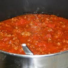 wedding gift spaghetti sauce spaghetti meat sauce semi recipe spaghetti meat