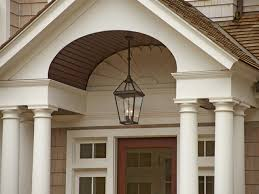 luxury front porch pendant light 86 with additional motion sensor