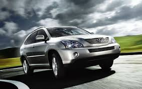 lexus rx400h tuning 2008 lexus rx 400h information and photos zombiedrive