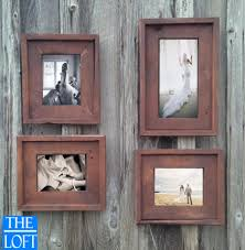 Gallery Wall Frames by Gallery Wall All Finishes Includes 3 8 5x11 Frames U0026 1 11x17
