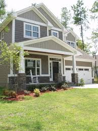 two story craftsman mascord plan 2164a the malone two story craftsman plan with 4