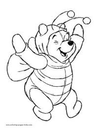 disney coloring pages disney halloween coloring pages winnie