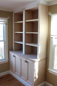 Bookcases With Doors Uk Glamorous Built In Shelves With Doors Built In Shelves Cost Wall