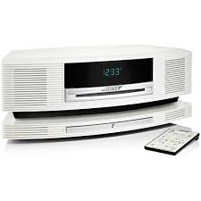 Bose Kitchen Radio Under Cabinet by Bose Wave Soundtouch Music System Platinum White 369754 1210
