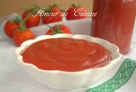 cuisine fait ketchup express fait maison amour de cuisine