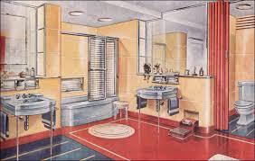 1940 homes interior 1940 home interior 1945 briggs bathroom home magazine