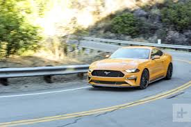 first mustang ever made 2018 ford mustang gt first drive digital trends