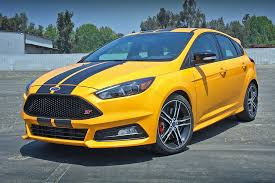 2016 ford focus st one week review and roadtest automobile magazine