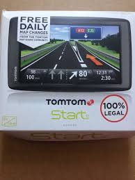 Tomtom Map Updates Exdisplay Tomtom Start 60 Sat Nav 6