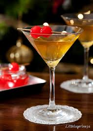 christmas drinks nibbles and desserts perfect for an informal