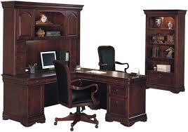 L Shaped Desk Office L Shaped Desk With Bookcase Viverati