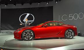 lexus lc 500 price us is the lexus lc 500 luxury coupe a japanese muscle car