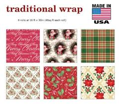 wrapping paper in bulk buy stor premium christmas wrapping paper ribbon and bow